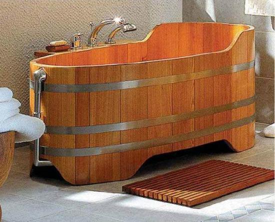 ванна бочка