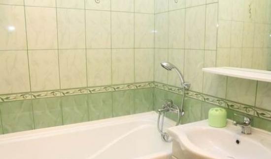 ванны приемлемых размеров