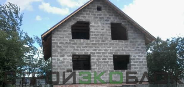 Дом из арбомонолита