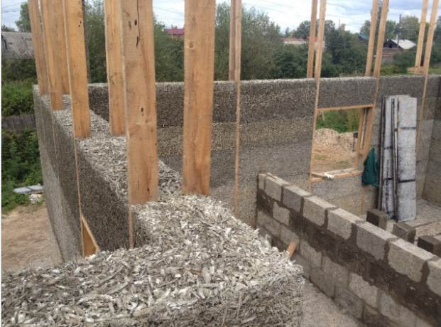 строим из арбомонолита