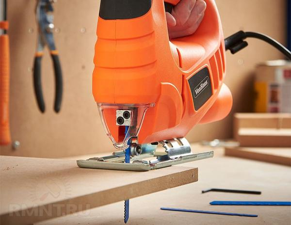 можно резать древесину