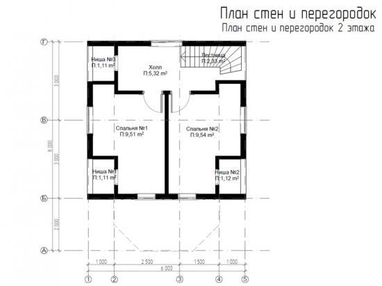 2 этаж 72м2