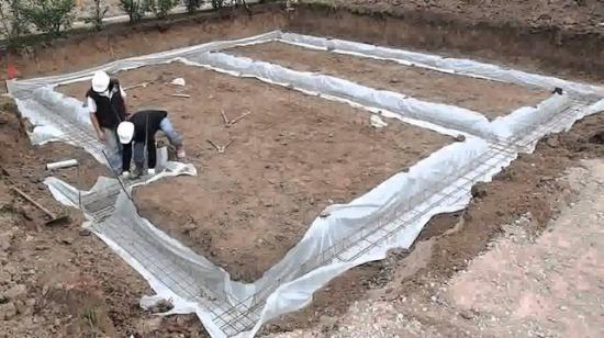 Целесообразнее всего применять покупной бетон