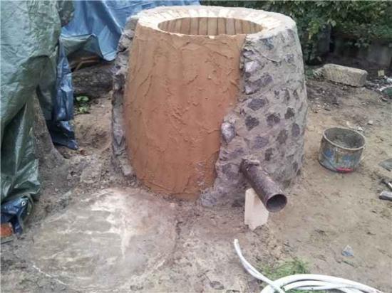 Декорирование природным камнем