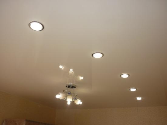 Минималистические светильники