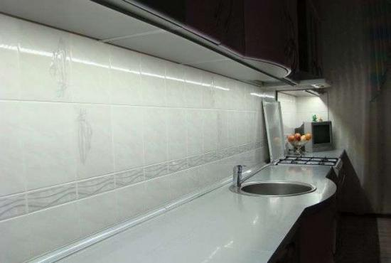 Подсветка кухни
