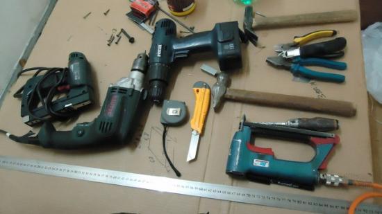 Примерный набор инструментов