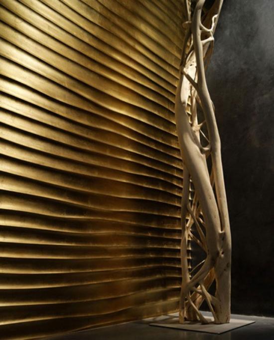 Экопанели производят из бамбука