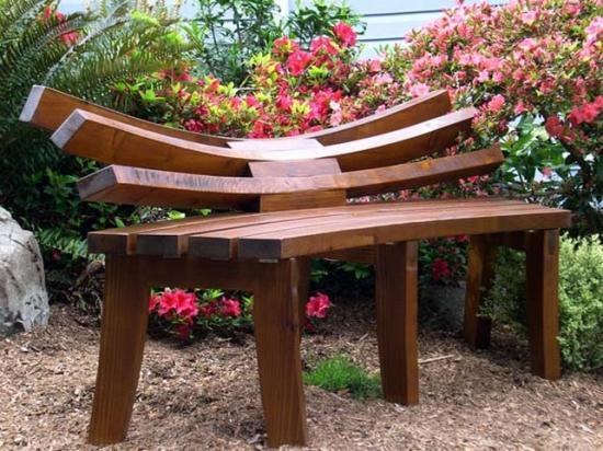 Элитная садовая мебель