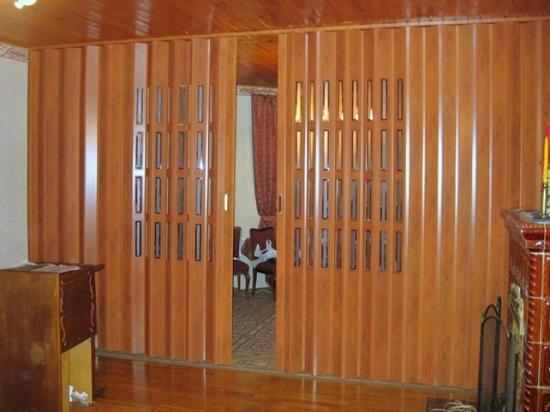 дверь гармошка фото и цены