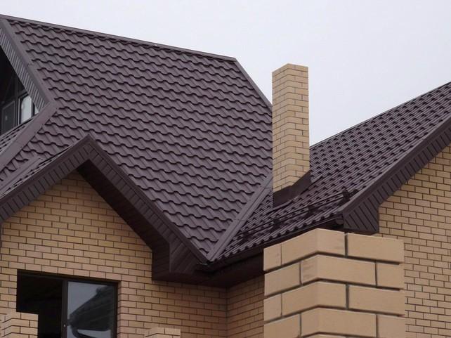 Монтеррей — это лист профилированной стали с полимерным покрытием
