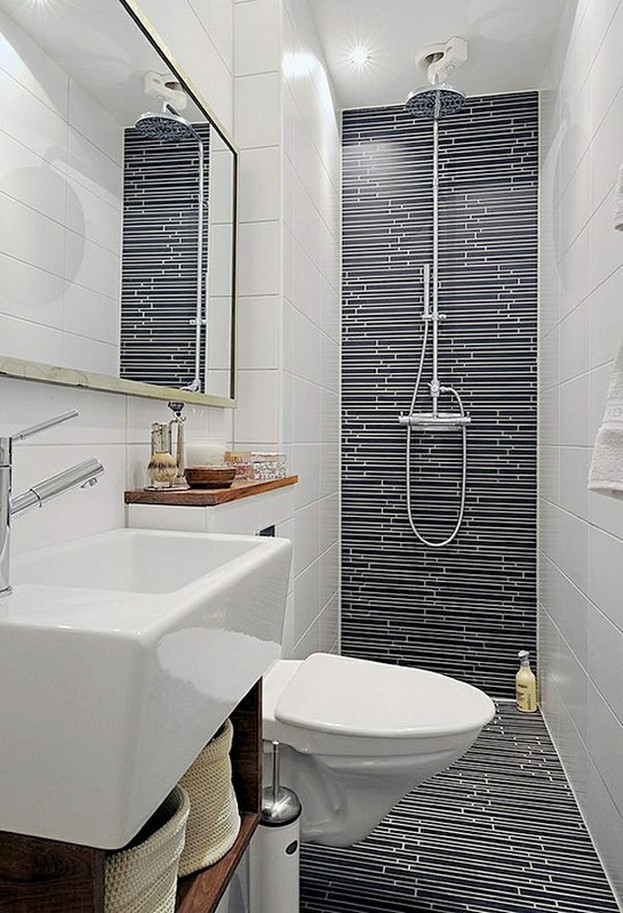 Объединять санузел с ванной комнатой