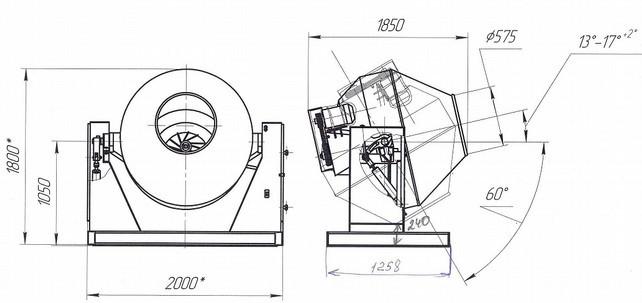 Обязательные геометрические параметры
