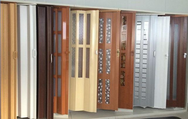 двери гармошка межкомнатные цена