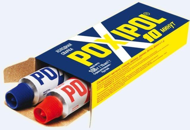 Поксипол, упаковка 108г