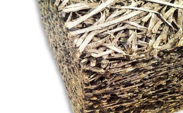 Волокна плиты