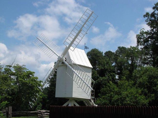 Макет ветряной мельницы своими руками