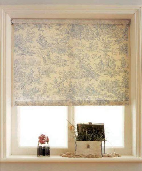 Рулонные шторы представляют собой ровный отрез ткани, намотанный на специальный вал, оснащенный механизмом управления