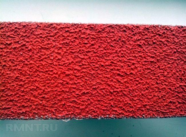 Наждачная бумага или шлифовальная шкурка- виды, типы, зернистость2