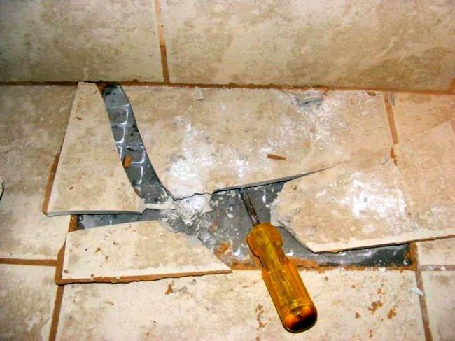 ремонт ванной комнаты демонтаж