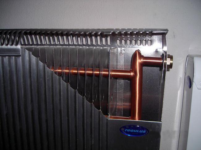 Биметаллический радиатор