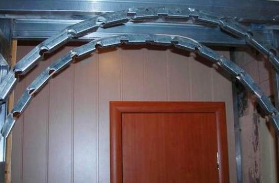 основа арки